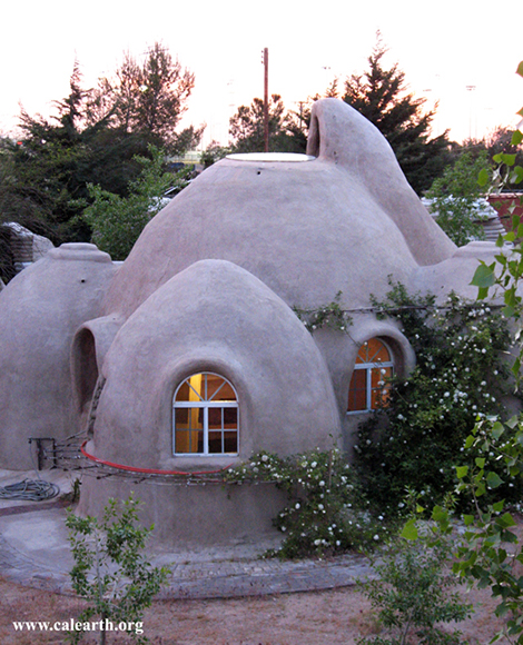 Construction Concrete Dome Home: Building With SuperAdobe